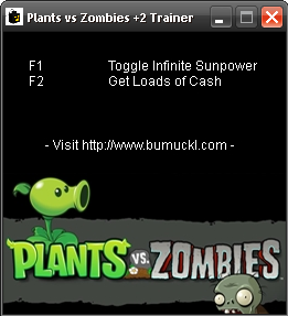 Plants vs Zombies Trainer